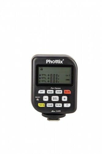 Phottix Odin Nadajnik TTL Canon v1,5