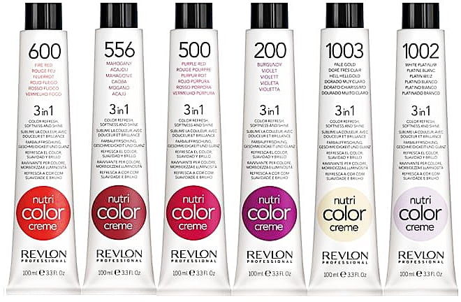 Revlon Nutri Color Creme 3in1 pielęgnujący koktajl koloryzujący 100ml