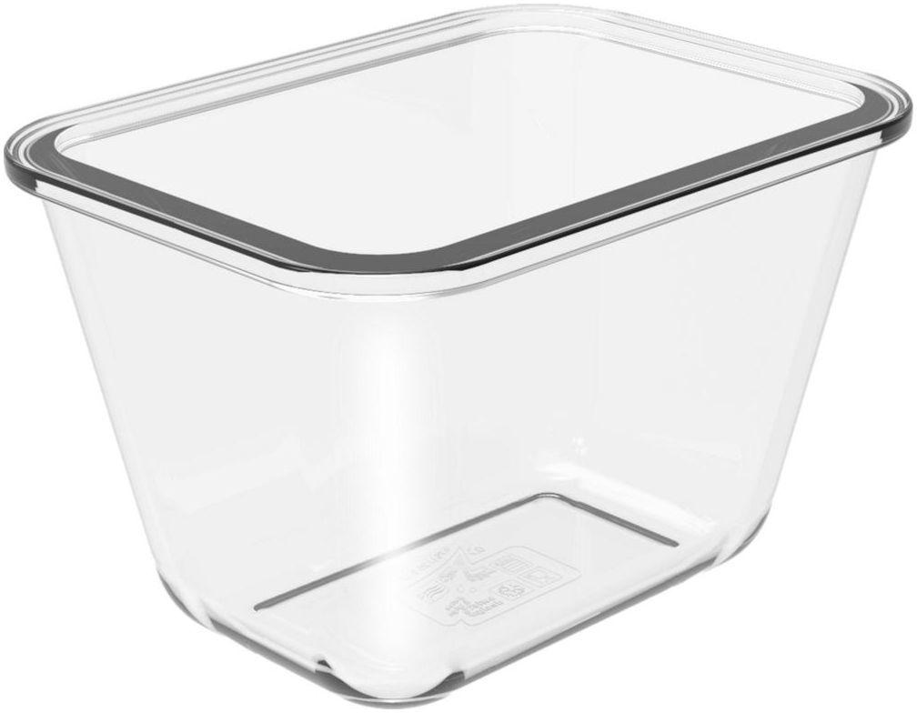 Pojemnik kuchenny na żywność szklany 0.75 l Pagamalu