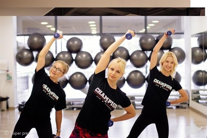 Fitness dla aktywnych w Toruniu