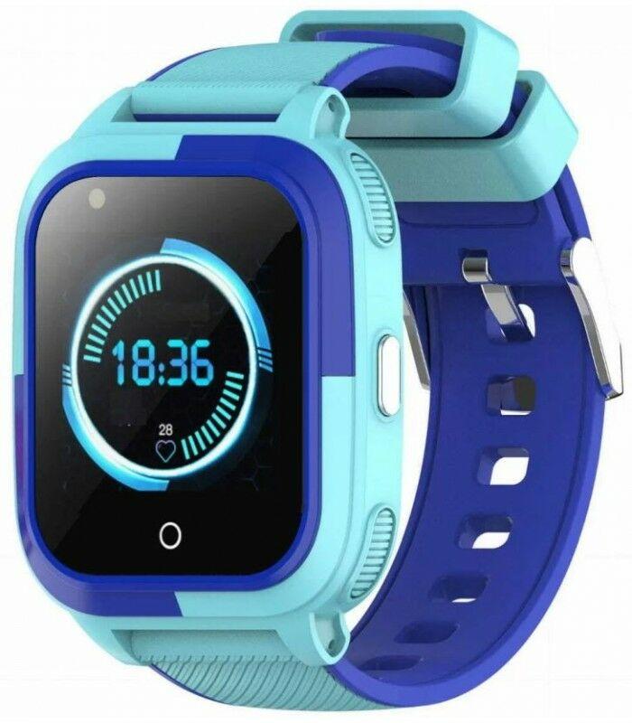 Smartwatch GARETT KIDS CRAFT 4G RT Niebieski