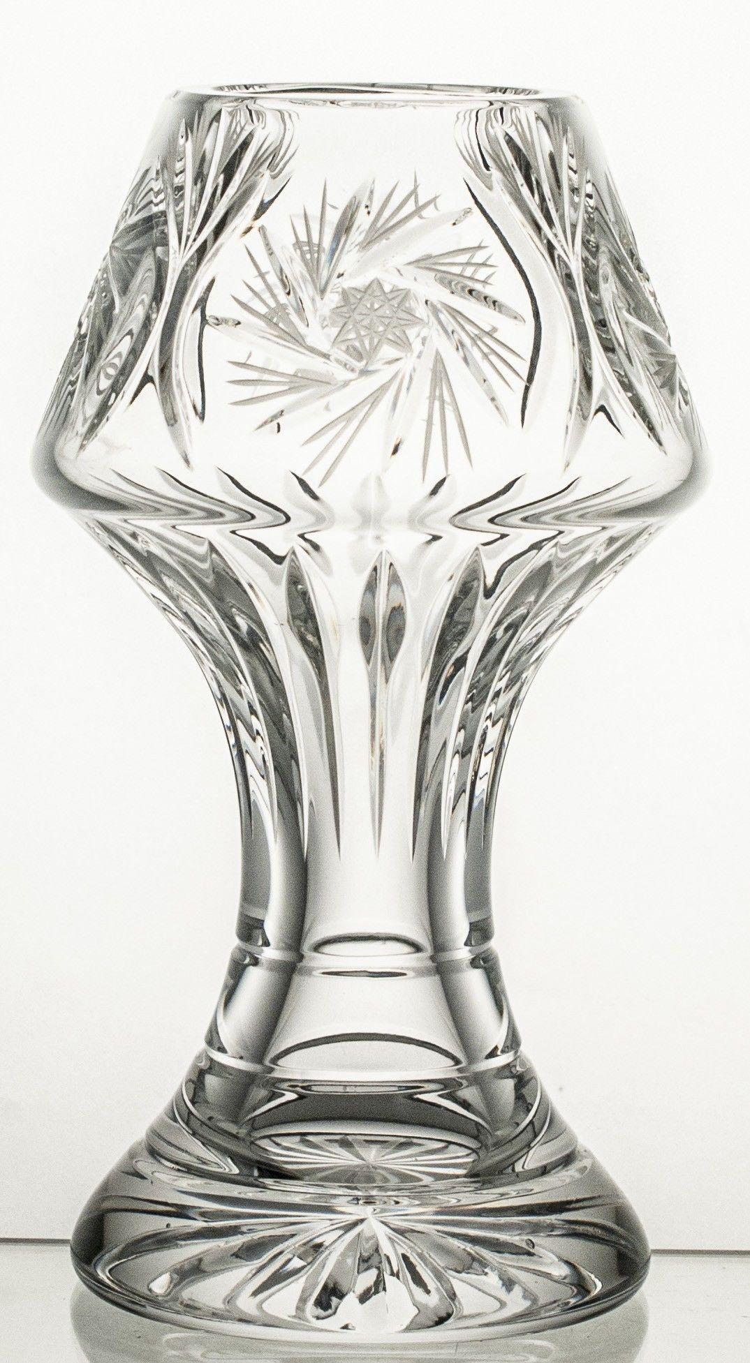 Wazon puchar kryształowy (11645)
