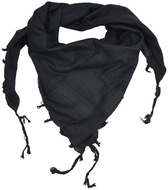 Mil-Tec Chusta Arafatka Czarna