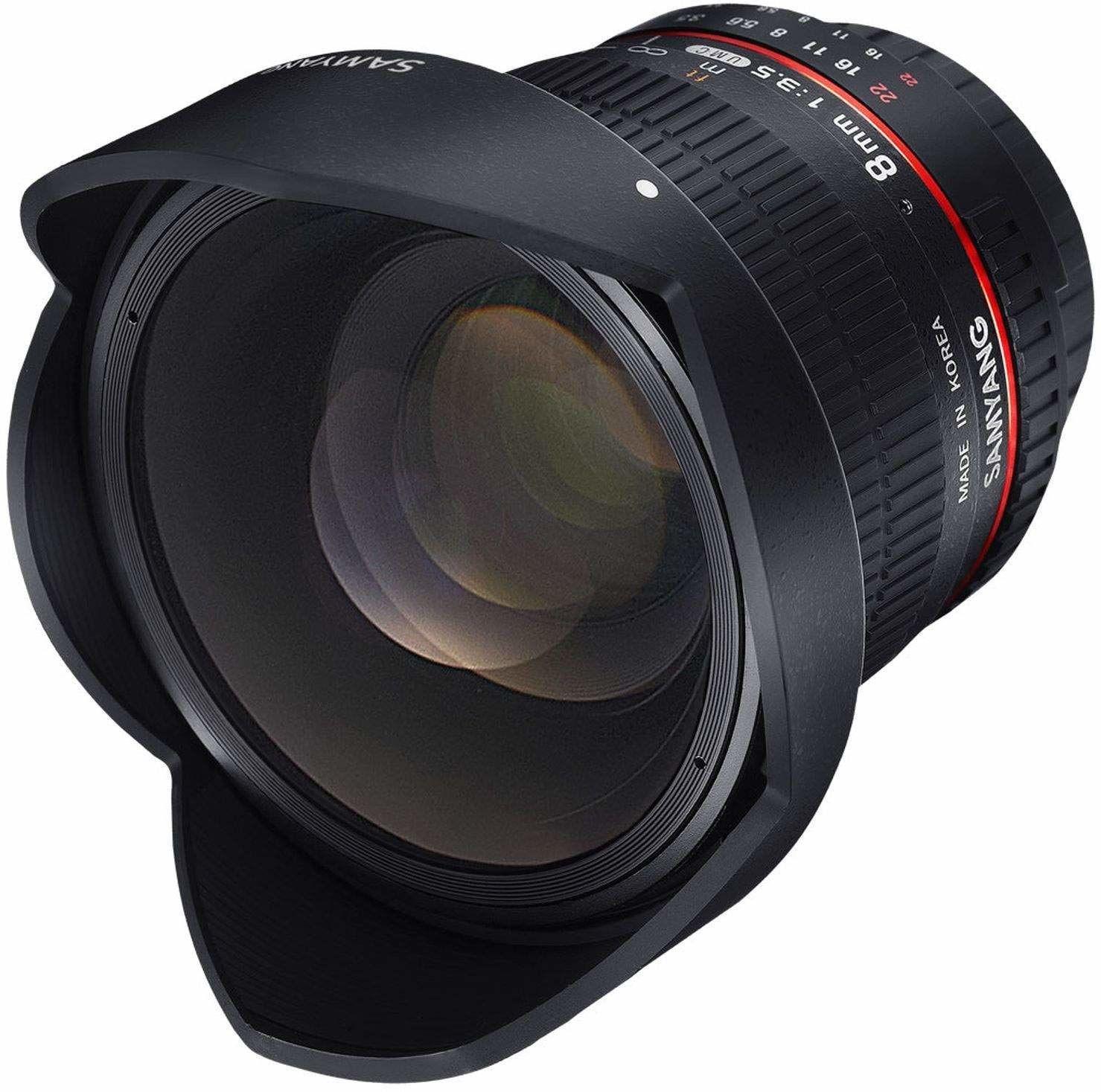 Samyang 8 mm F3.5 CS II obiektyw do podłączenia Sony E