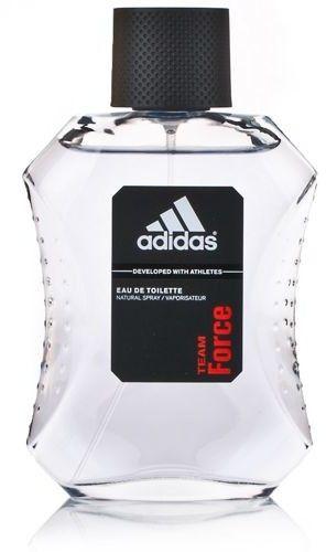 Adidas Team Force 100 ml woda po goleniu dla mężczyzn woda po goleniu + do każdego zamówienia upominek.