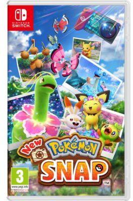 Gra Nintendo Switch New Pokémon Snap