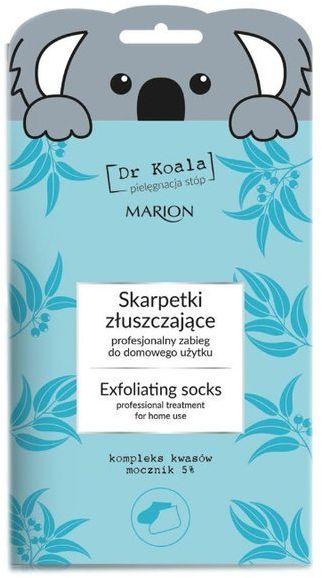 MARION Dr. Koala skarpetki złuszczające