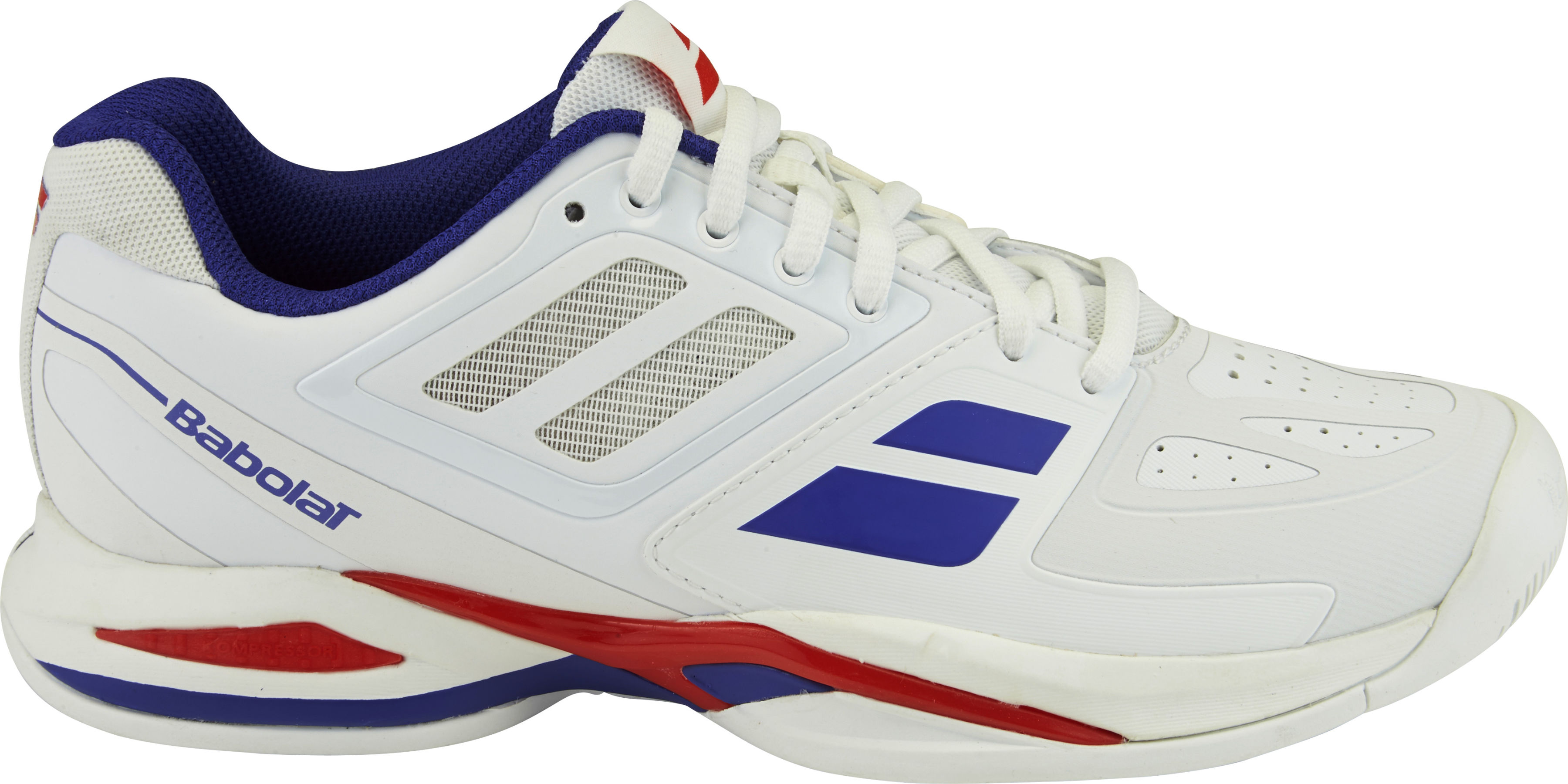 Babolat Propulse Team All Court W - white/red