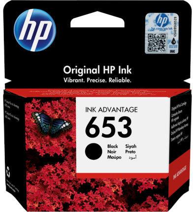 oryginalny atrament HP 653 [3YM75AE] black