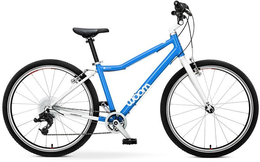 Woom 5 rower 24 cali blue