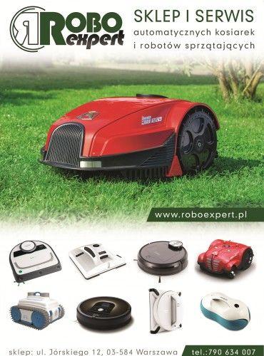 Konserwacja Automatycznych Robotów Sprzątających Neato, iRobot, Vorwerk Kobold, Hobot, Navibot, PowerBot, Roomba, Scooba, Botvac, Connected - Warszawa