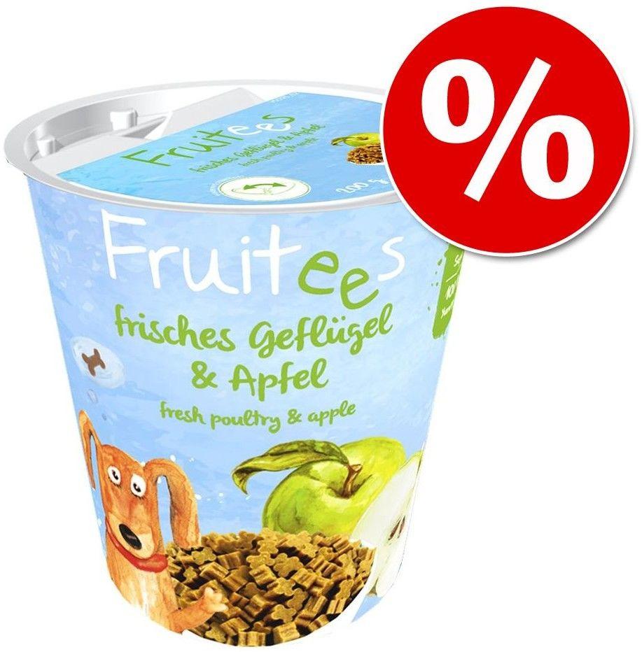 Bosch Fruitees Snack Jabłko 200g