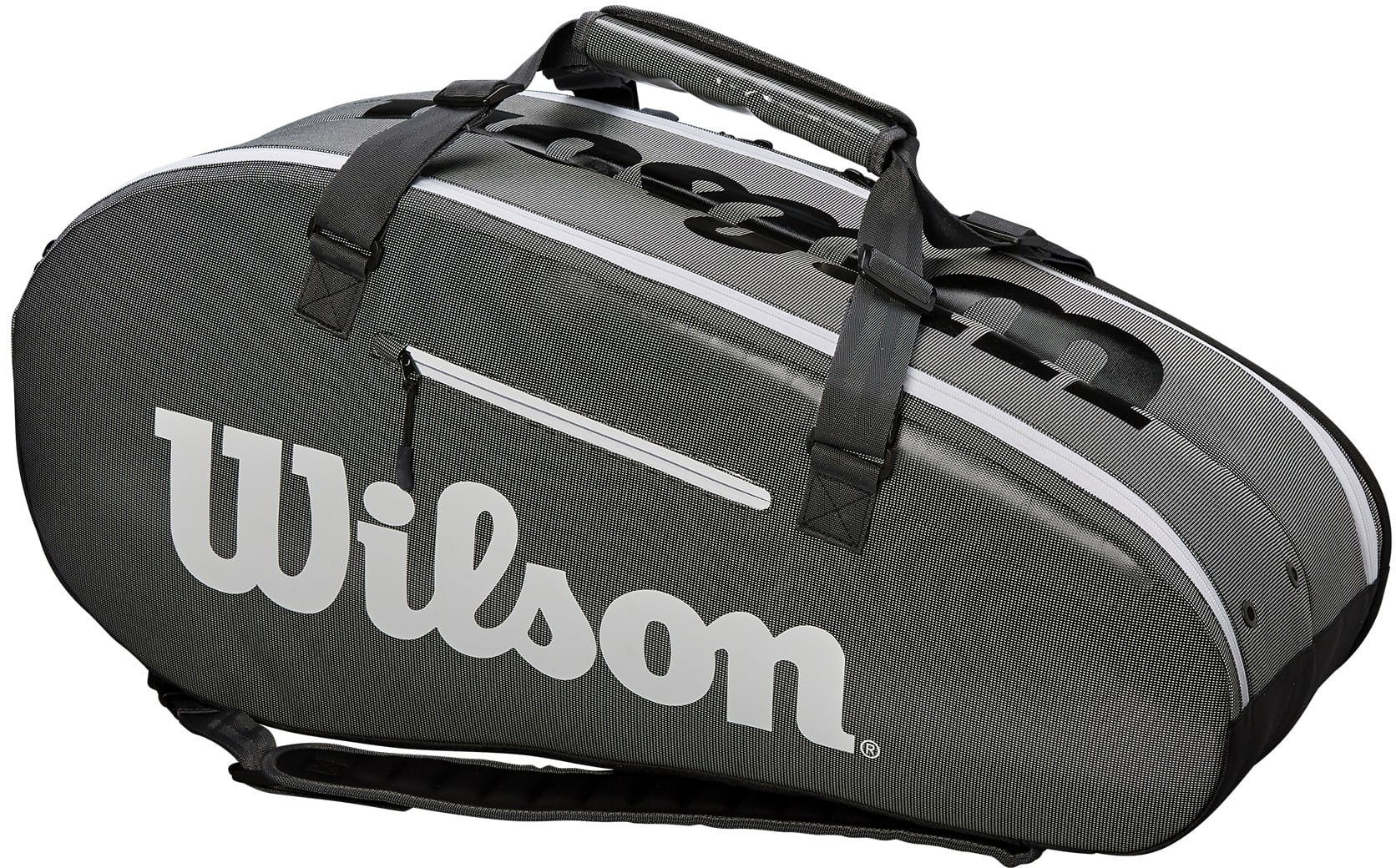 Wilson Super Tour 2 Comp Large - black/grey