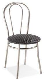 Stelaż krzesła Tulipan chrom