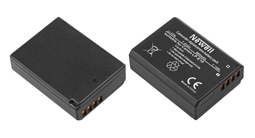Newell LP-E10 - akumulator / zamiennik LP-E10 do Canon / 960mAh