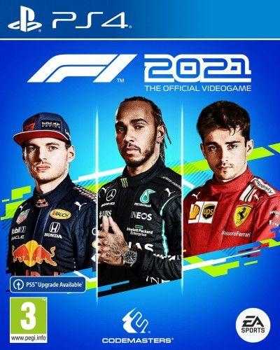 F1 2021 PS 4