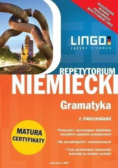 Niemiecki. Gramatyka z ćwiczeniami w. rozszerzone - Tomasz Sielecki