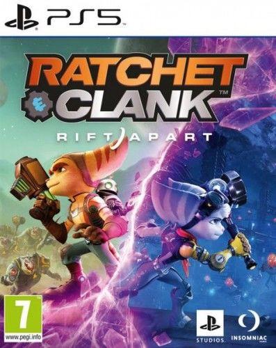 Ratchet & Clank Rift Apart PS 5