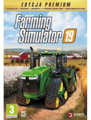 Gra PC Farming Simulator 19 Edycja Premium