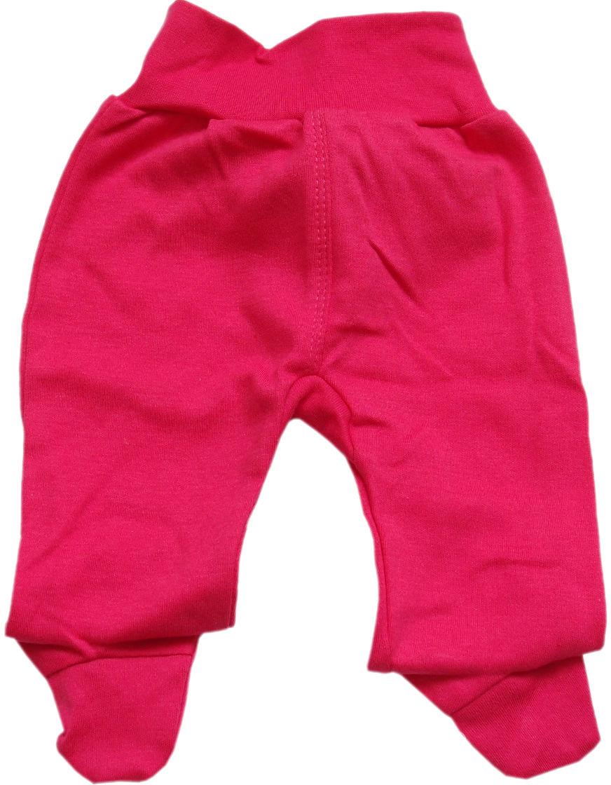 Półśpiochy dla niemowląt Kolorek mocno różowy