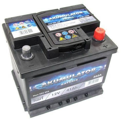 akumulator Hart - 41AH 360A