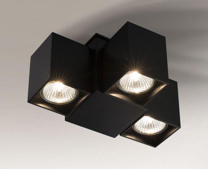 Reflektor BIZEN 2246 Shilo czarny