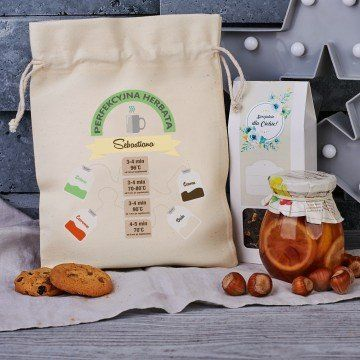 Perfekcyjna herbata - Zestaw Herbaciany w Woreczku