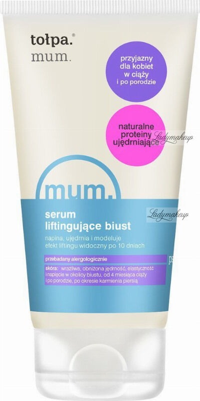 Tołpa - Mum - Serum liftingujące biust - 150 ml