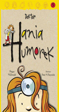 Hania Humorek. Doktor Hania Humorek - Ebook.