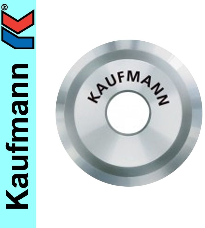 KAUFMANN Kółko tnące profesjonal 22mm komplet 10 sztuk