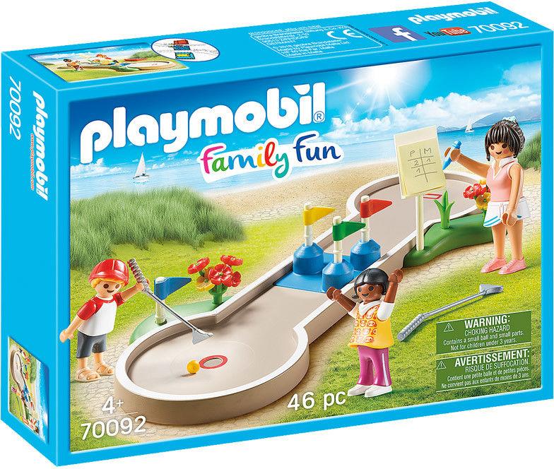 Playmobil - Minigolf 70092