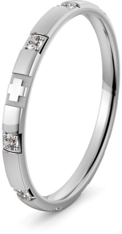 Pierścionek srebrny różaniec - Ag-564