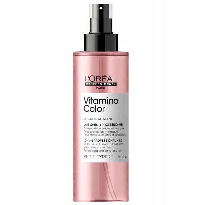 Loreal Vitamino Color Spray 10w1 do włosów farbowanych 190ml