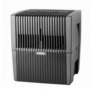 Venta LW 25 czarny - oczyszczacz powietrza z funkcją nawilżania