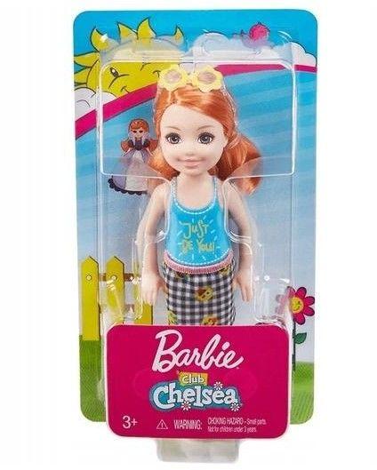 Barbie - Club Chelsy Lalka Chelsea FXG81