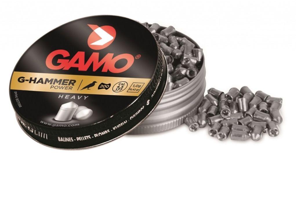 Śrut Gamo G-Hammer Energy 4,5 mm 200 szt. (6322822)