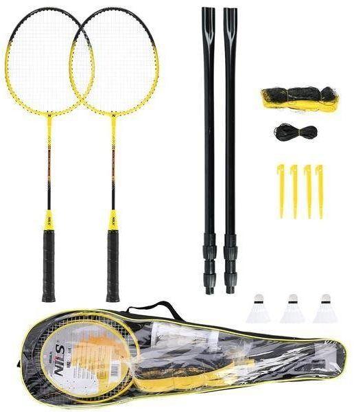 Zestaw do gry w badmintona NRZ262 Nils