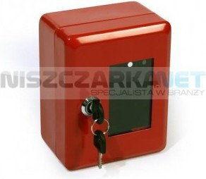 Metalowa szafka na klucze ewakuacyjne HF 150T-3k