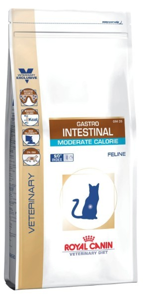 Royal Canin Gastrointestinal Mod.Calorie 400 g Cat