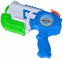 Simba 107276050 Waterzone Micro Blaster/pistolet do wody/mechanizm pompowania/pojemność zbiornika: 400 ml/zasięg: 8 m