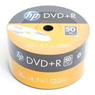 HP DVD+R 4.7GB x16 szpindel 50