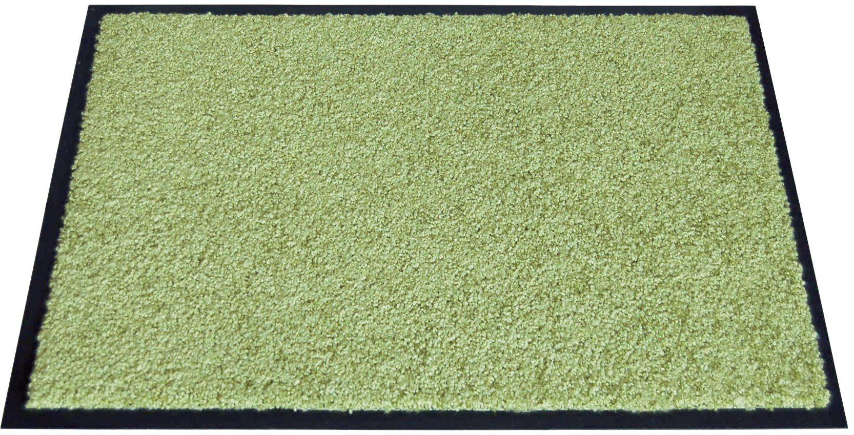 miltex Eazycare wycieraczka z pułapką na brud, zielona, 40 x 60 cm
