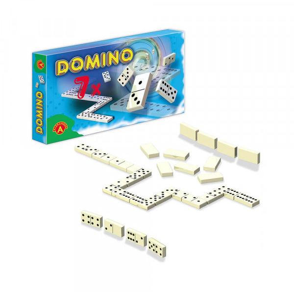 Domino 7x ZAKŁADKA DO KSIĄŻEK GRATIS DO KAŻDEGO ZAMÓWIENIA