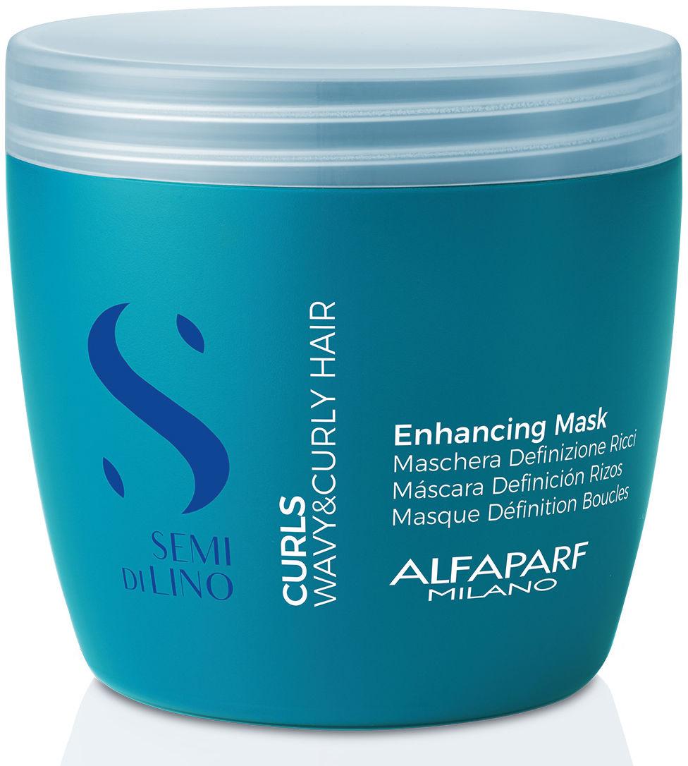 AlfaParf Semi Di Lino CURLS maska do włosów kręconych 500 ml