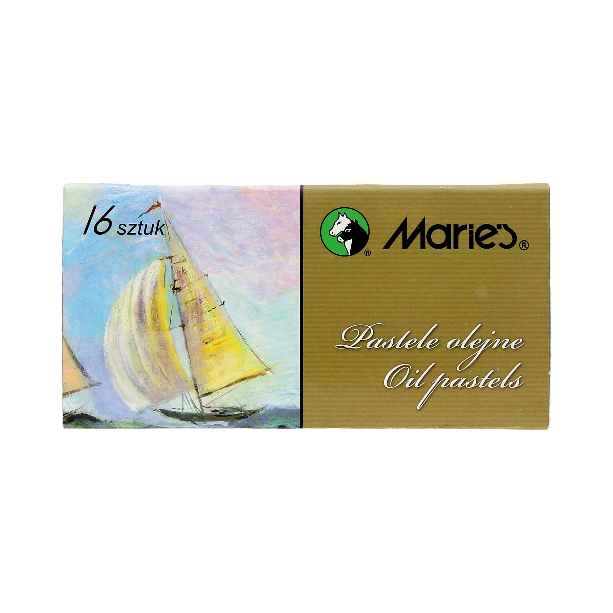 Pastele olejne 16kol Maries E1223