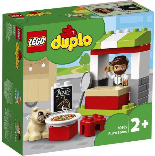 LEGO DUPLO - Stoisko z pizzą 10927
