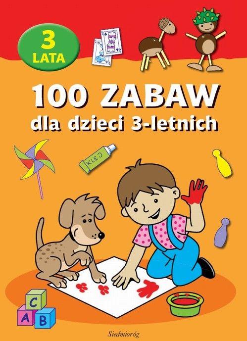 100 zabaw dla dzieci 3-letnich - Catherine Vialles - ebook
