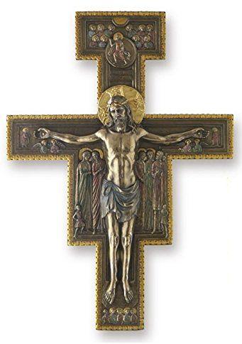 JEZUS NA KRZYŻU SAN DAMIANO VERONESE (WU75880A4)