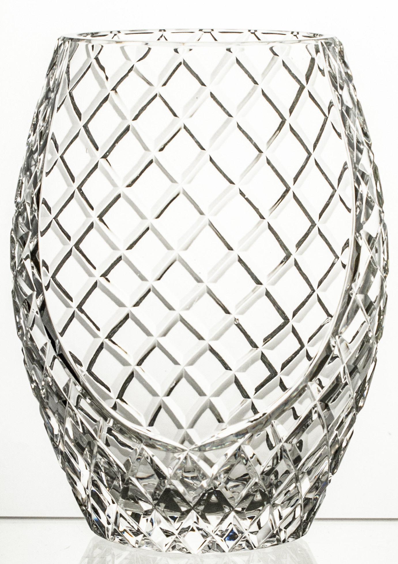 Wazon kryształowy CARO (14381)
