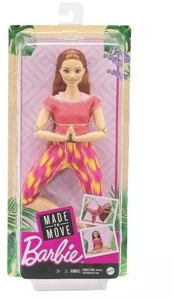 Barbie. Made to move Lalka 1 - Mattel